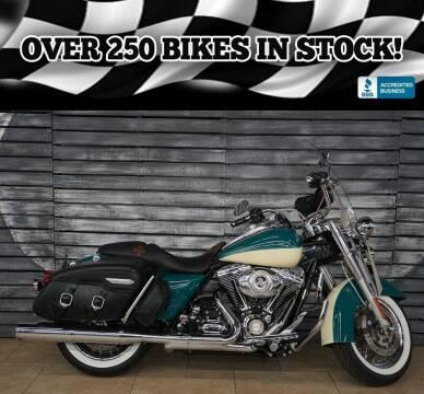 2009 Harley-Davidson Road King for sale at AZautorv.com in Mesa AZ