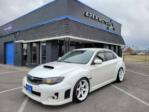 2014 Subaru Impreza for sale at Apex Motors in Murray UT