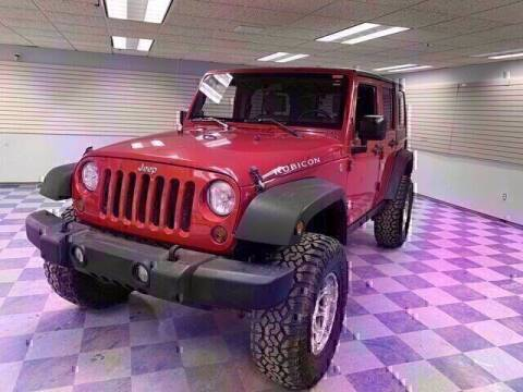 2008 Jeep Wrangler Unlimited for sale at Mirak Hyundai in Arlington MA