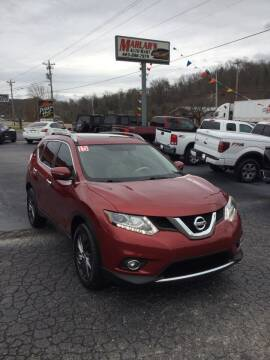 2015 Nissan Rogue for sale at MARLAR AUTO MART SOUTH in Oneida TN