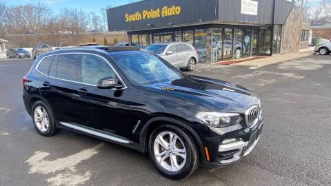 2019 BMW X3 for sale at South Point Auto Plaza, Inc. in Albany NY