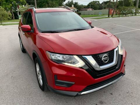 2017 Nissan Rogue for sale at Consumer Auto Credit in Tampa FL