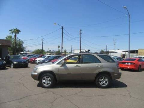 1999 Lexus RX 300 for sale at Valley Auto Center in Phoenix AZ