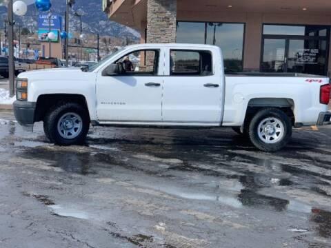 2014 Chevrolet Silverado 1500 for sale at Lakeside Auto Brokers in Colorado Springs CO