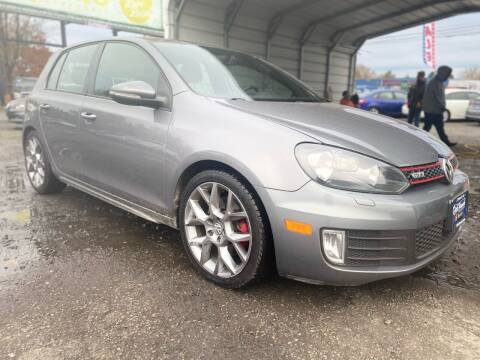 2013 Volkswagen GTI for sale at Universal Auto INC in Salem OR