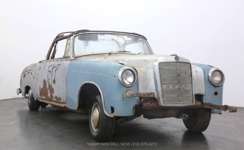 1959 Mercedes-Benz S-Class for sale in Los Angeles, CA