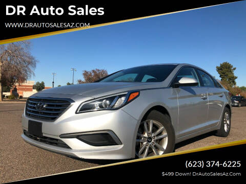 2016 Hyundai Sonata for sale at DR Auto Sales in Glendale AZ
