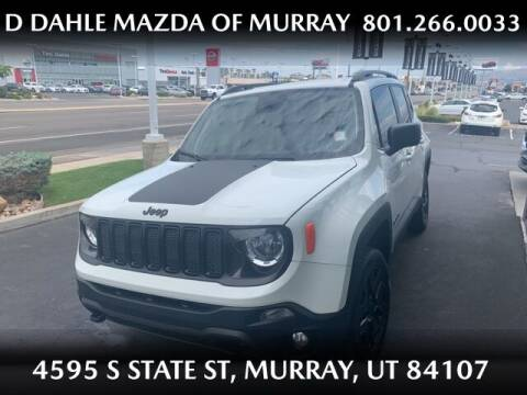 2019 Jeep Renegade for sale at D DAHLE MAZDA OF MURRAY in Salt Lake City UT