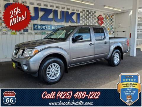 2017 Nissan Frontier for sale at BROOKS BIDDLE AUTOMOTIVE in Bothell WA