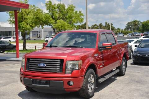 2012 Ford F-150 for sale at Motor Car Concepts II - Colonial Location in Orlando FL