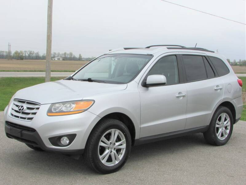2011 Hyundai Santa Fe for sale at 42 Automotive in Delaware OH
