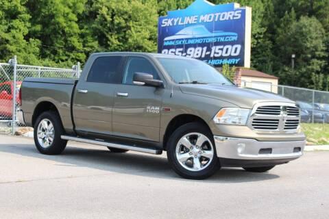 2014 RAM Ram Pickup 1500 for sale at Skyline Motors in Louisville TN