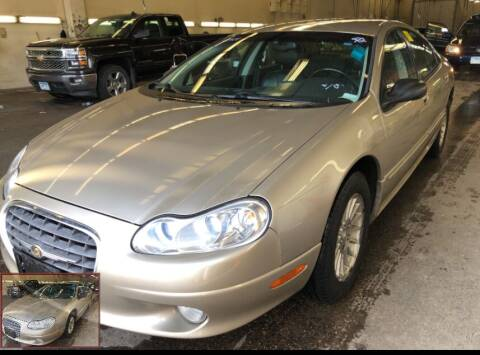 2004 Chrysler Concorde for sale at Green Light Auto in Sioux Falls SD