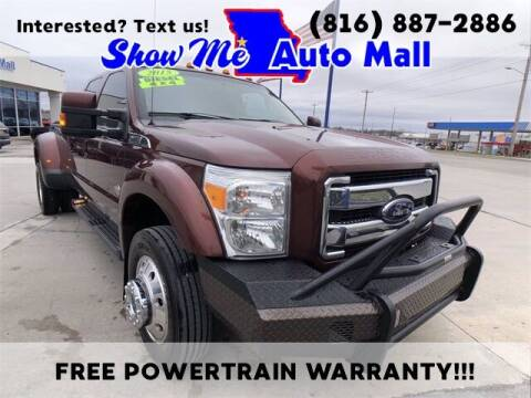 2015 Ford F-450 Super Duty for sale at Show Me Auto Mall in Harrisonville MO