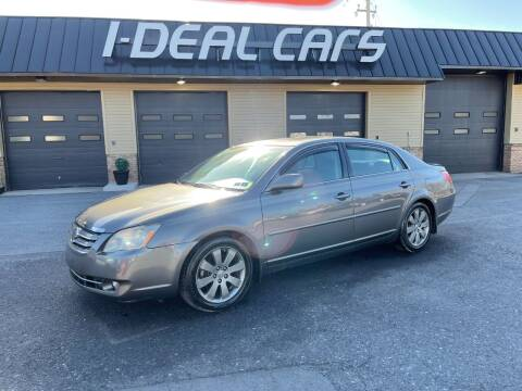 2007 Toyota Avalon for sale at I-Deal Cars in Harrisburg PA