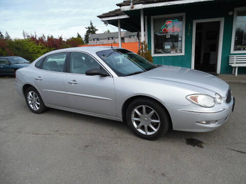 2005 Buick LaCrosse for sale at Gary's Cars & Trucks in Port Townsend WA