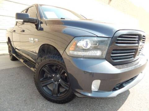 2014 RAM Ram Pickup 1500 for sale at Altitude Auto Sales in Denver CO