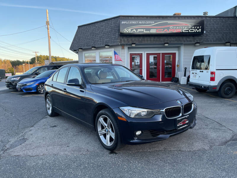 2015 BMW 3 Series for sale at Maple Street Auto Center in Marlborough MA
