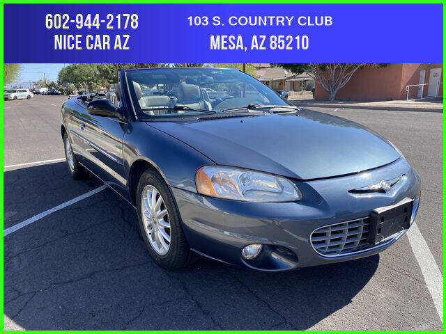 2002 Chrysler Sebring for sale in Phoenix, AZ
