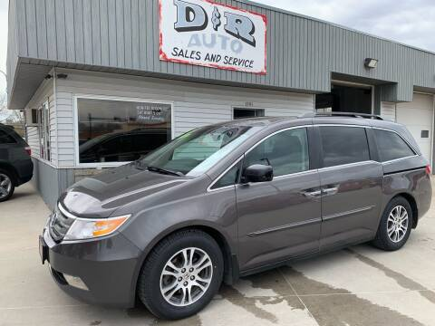 2011 Honda Odyssey for sale at D & R Auto Sales in South Sioux City NE