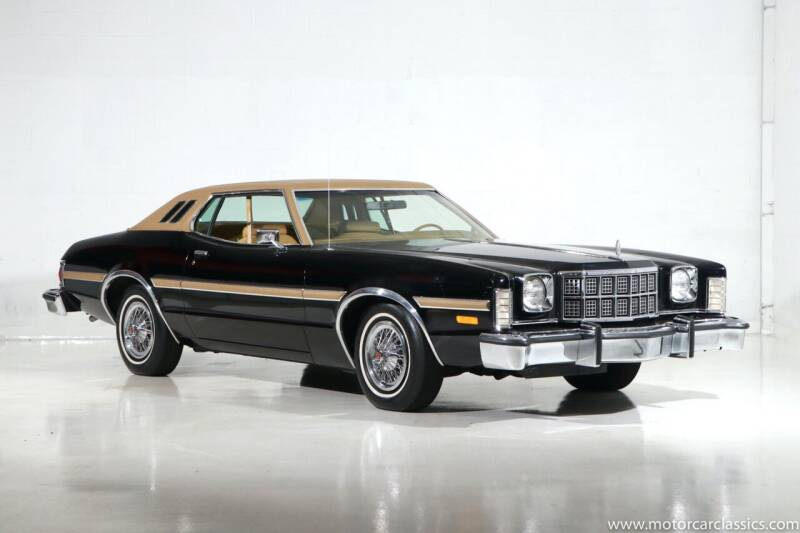 1976 Ford Elite for sale at Motorcar Classics in Farmingdale NY
