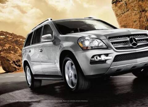 2009 Mercedes-Benz GL-Class for sale at TOP OFF MOTORS in Costa Mesa CA