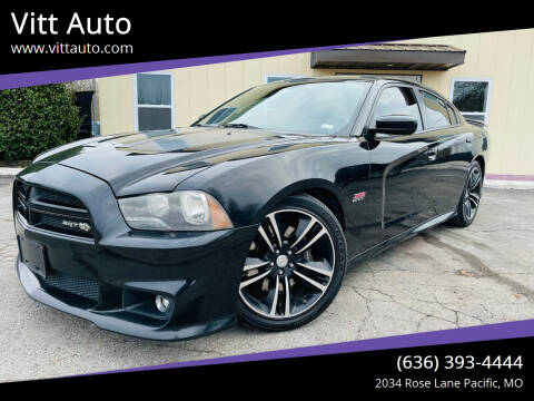 2012 Dodge Charger for sale at Vitt Auto in Pacific MO