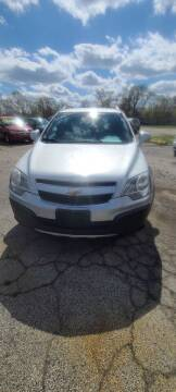 2014 Chevrolet Captiva Sport for sale at Chicago Auto Exchange in South Chicago Heights IL