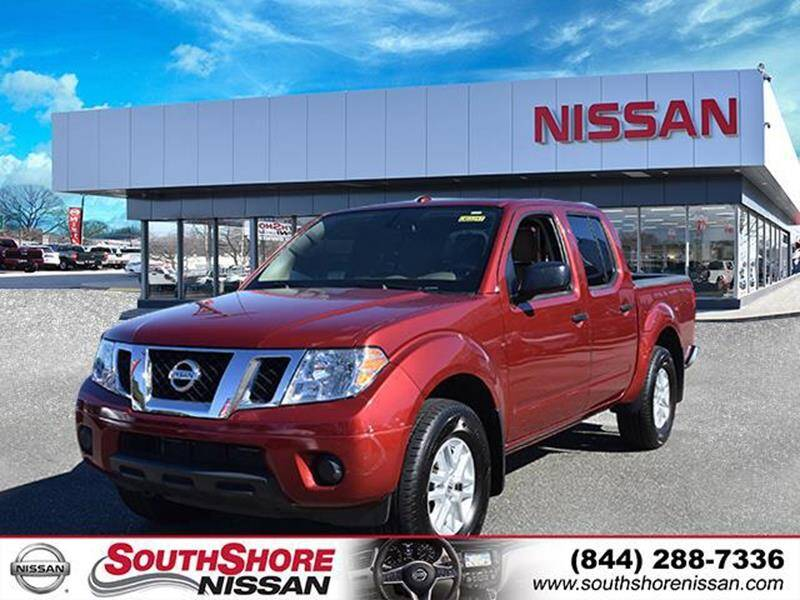2018 Nissan Frontier for sale in Amityville, NY