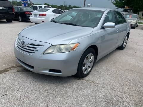 2007 Toyota Camry for sale at STL Automotive Group in O'Fallon MO