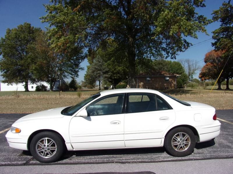 2003 Buick Regal for sale at ABC Auto Sales in Rogersville MO