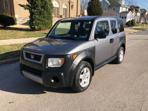 2005 Honda Element for sale at Michaels Used Cars Inc. in East Lansdowne PA