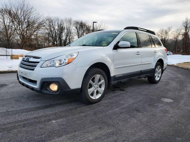 2013 Subaru Outback for sale at Bluesky Auto in Bound Brook NJ