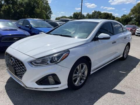 2018 Hyundai Sonata for sale at Pary's Auto Sales in Garland TX