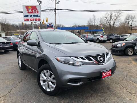 2014 Nissan Murano for sale at KB Auto Mall LLC in Akron OH