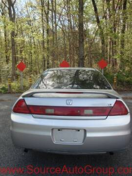 2002 Honda Accord for sale at Source Auto Group in Lanham MD