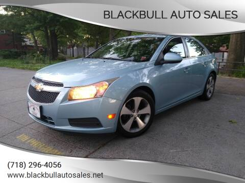 2011 Chevrolet Cruze for sale at Blackbull Auto Sales in Ozone Park NY