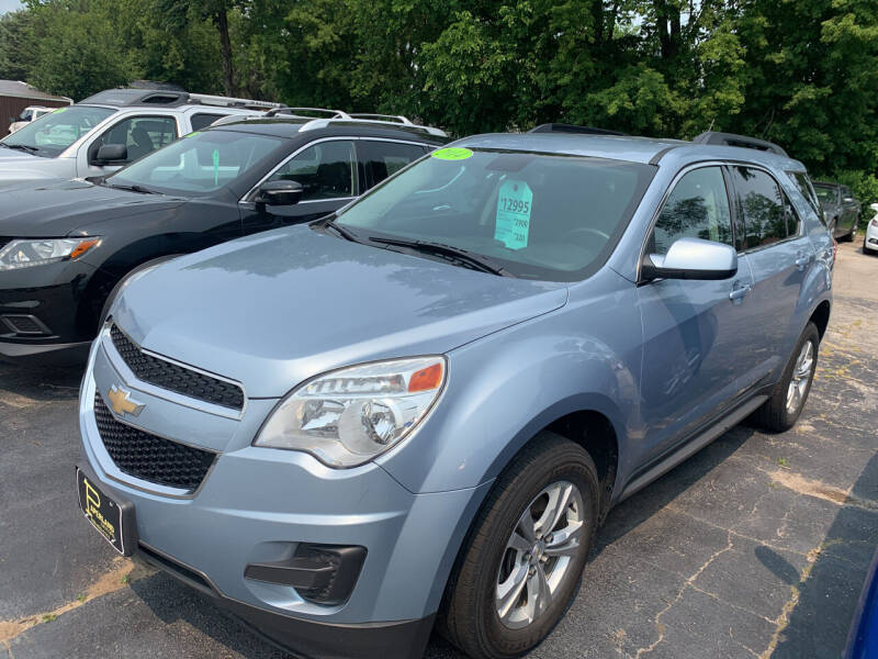 2014 Chevrolet Equinox for sale at PAPERLAND MOTORS in Green Bay WI