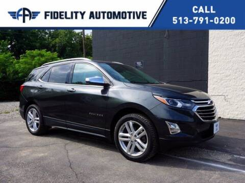 2019 Chevrolet Equinox for sale at Fidelity Automotive LLC in Cincinnati OH