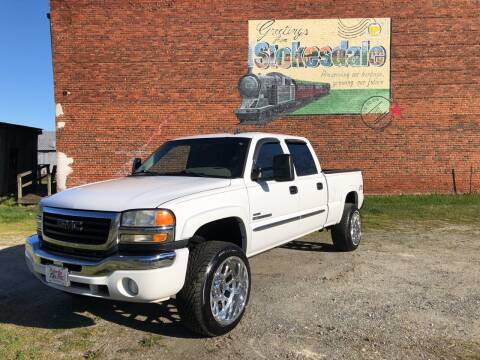 2007 GMC Sierra 2500HD Classic for sale at Priority One Auto Sales in Stokesdale NC