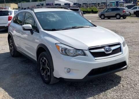 2015 Subaru XV Crosstrek for sale at Kingz Auto Sales in Avenel NJ