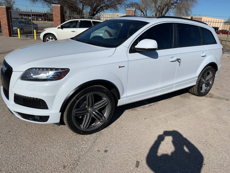 2014 Audi Q7 for sale at Dirt Cheap Cars & Trucks in Oklahoma City OK