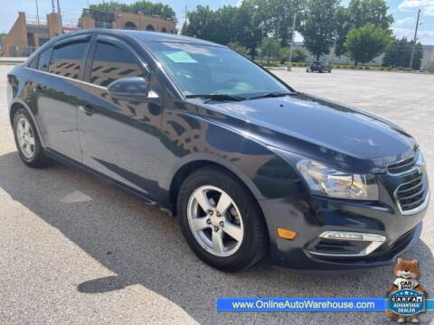 2015 Chevrolet Cruze for sale at IMPORTS AUTO GROUP in Akron OH
