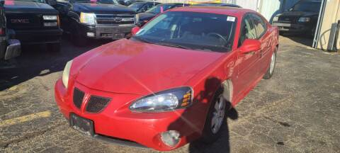 2007 Pontiac Grand Prix for sale at Steve's Auto Sales in Madison WI