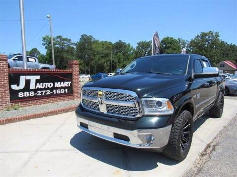 2015 RAM Ram Pickup 1500 for sale at J T Auto Group in Sanford NC