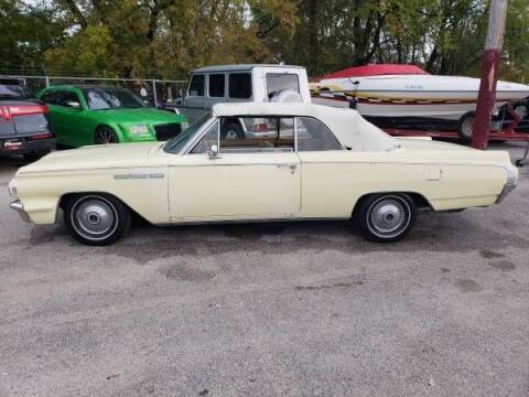 1963 Buick Skylark for sale at Classic Car Deals in Cadillac MI
