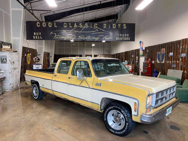1978 GMC Crew Cab 3x3 for sale at Cool Classic Rides in Redmond OR