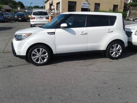 2016 Kia Soul for sale at Nelsons Auto Specialists in New Bedford MA