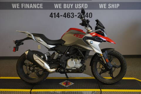 2018 BMW G 310 GS Racing Red for sale at Southeast Sales Powersports in Milwaukee WI