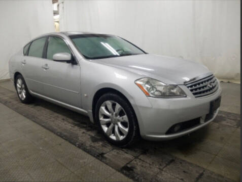 2006 Infiniti M35 for sale at HW Used Car Sales LTD in Chicago IL